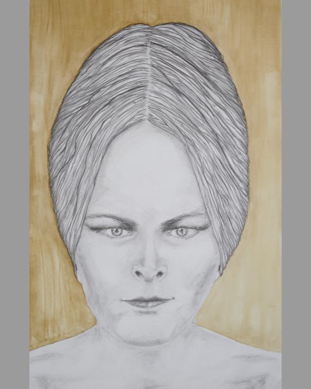 drawing - the verdict - dimension 1m-1,50m